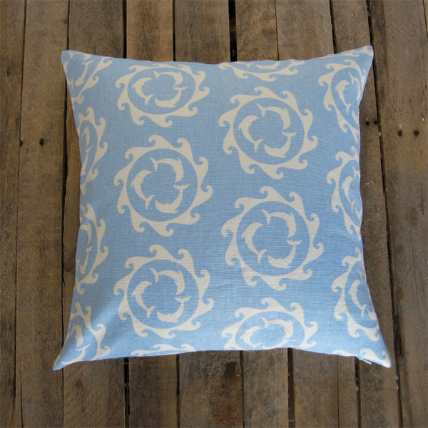 Dolphin Pillow, 18