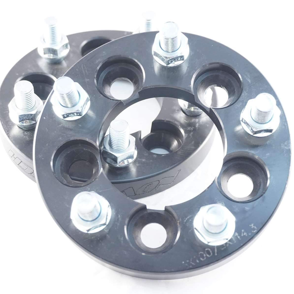 Wheel Adapters: 5x114.3 to 5x100 - 25mm