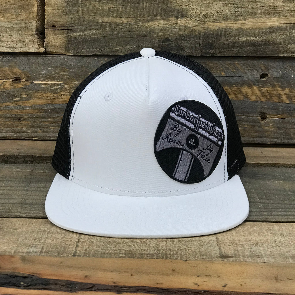 Piston / White Trucker
