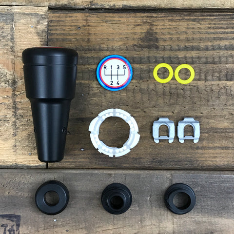 """Shorty"" Knob 24V Swap Shift Rebuild Kit - E30"