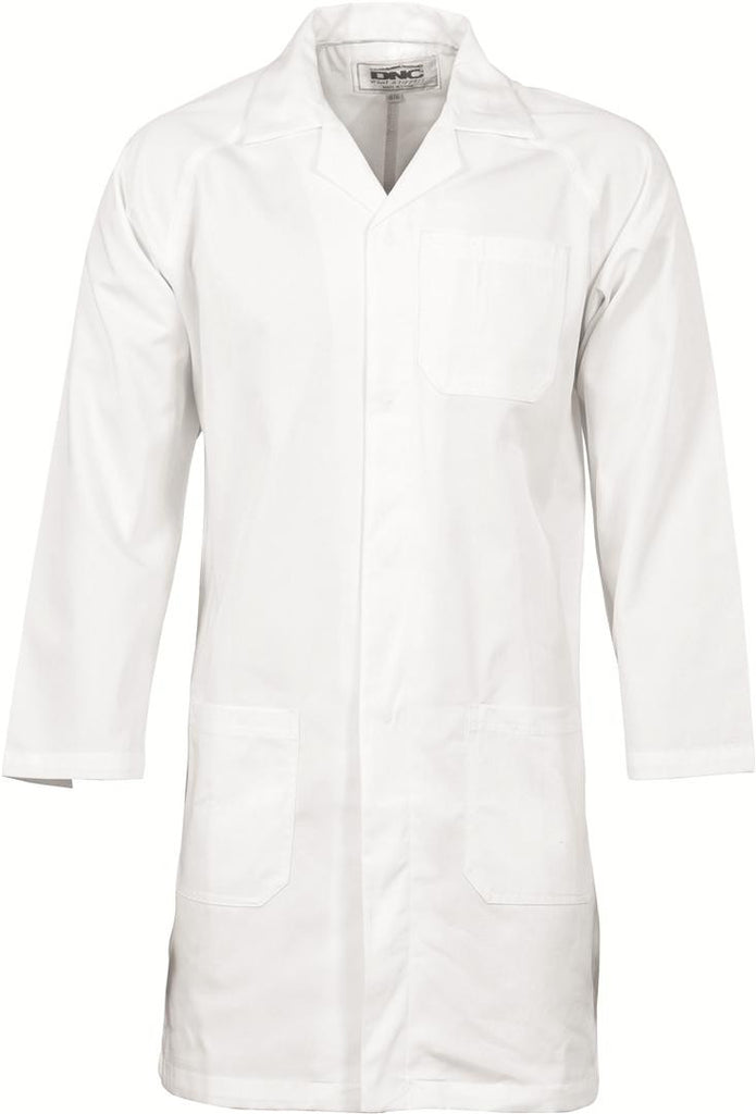 DNC Polyester Cotton Dust Coat (3502)