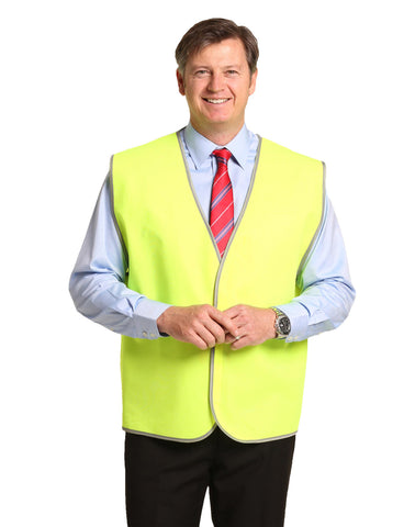 Winning Spirit Adults Hi-Vis Safety Vest (SW02A)