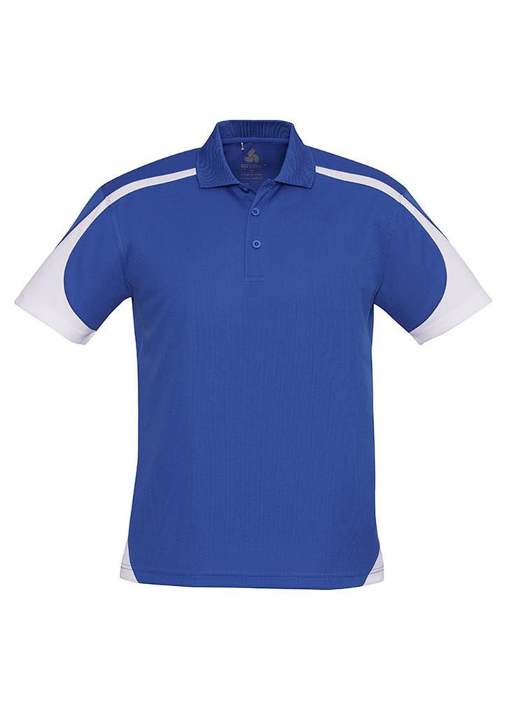 Biz Collection Mens Talon Polo (P401MS)