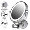 Wall Mount LED Lighted Makeup Mirror