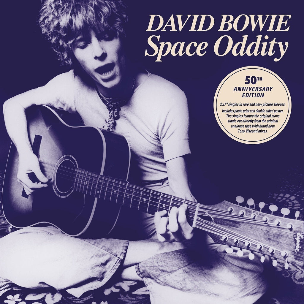 David Bowie - Space Oddity - 50th Anniversary