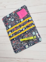 Pouch Pattern club Natalie pouch sewing pattern
