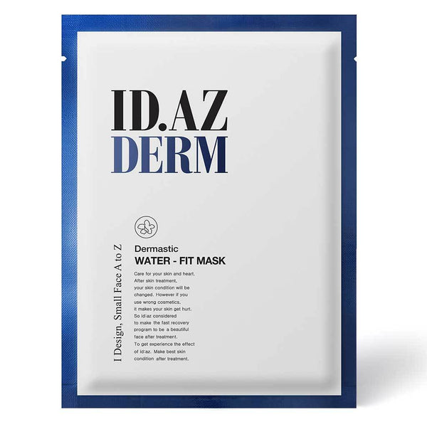 ID.AZ DERMASTIC WATER-FIT MASK [PACK OF 5]