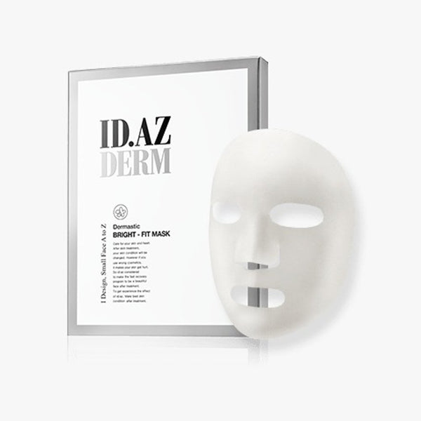 ID.AZ DERMASTIC BRIGHT-FIT MASK (PACK OF 5)