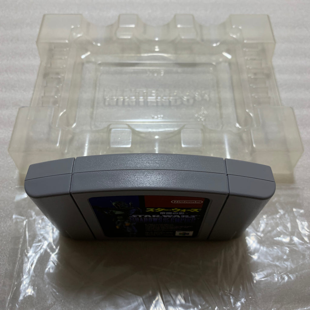 Clear purple Nintendo 64 in box set with ULTRA HDMI kit - compatible with JP and US games