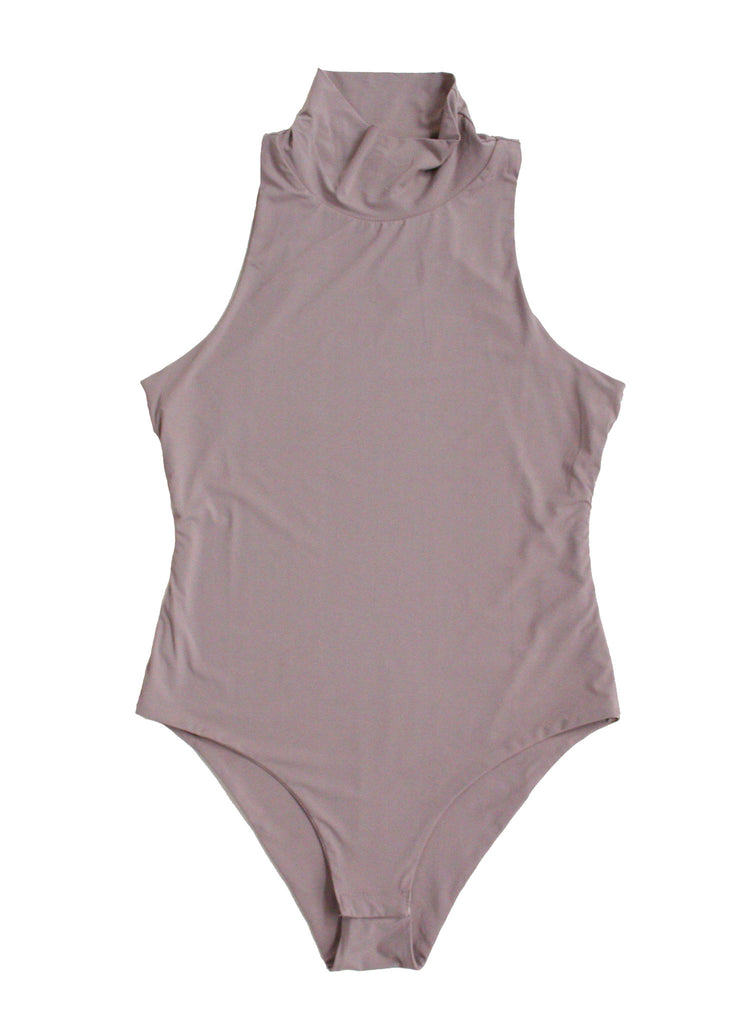 Trick Bodysuit in Slate