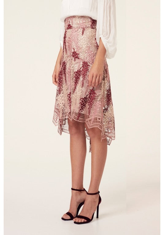 Amythis Lace Skirt