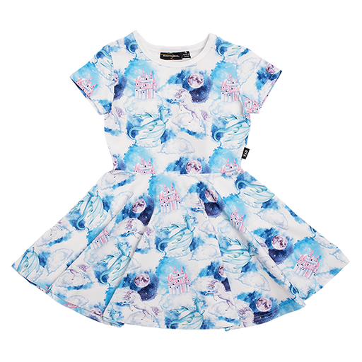 ROCK YOUR KID FANTASY WAISTED DRESS
