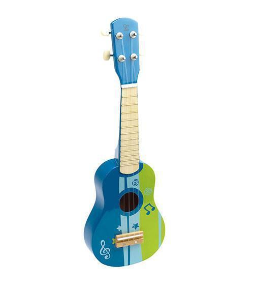 The Kids Store-HAPE UKULELE - BLUE-Ukelele-