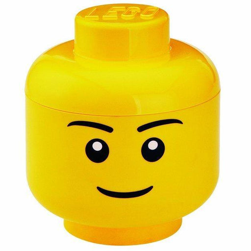 The Kids Store-LEGO STORAGE HEAD - SMALL BOY-