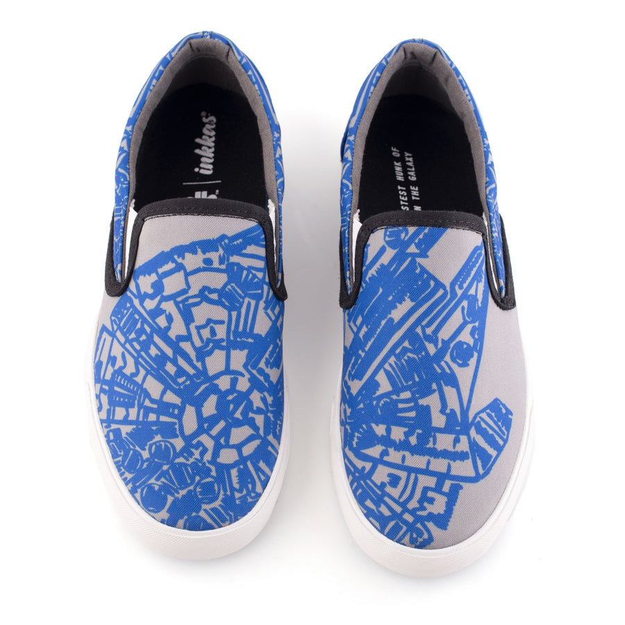 Falcon Slip On - ML Footwear