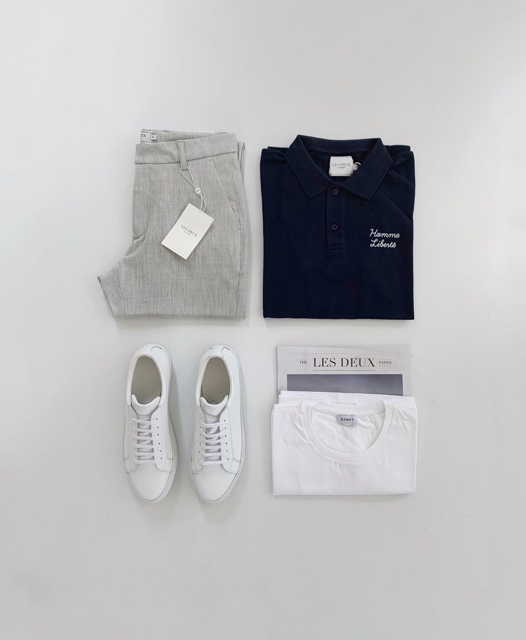 3 SIMPLE   OUTFIT IDEAS   FOR MEN