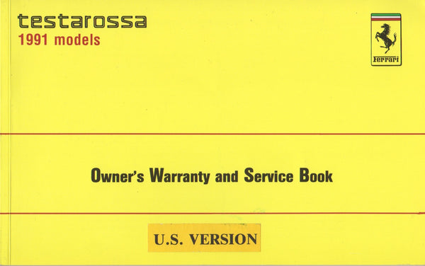 ferrari_testarossa_warranty_and_service_book_1991_models_u.s._version_(615/90)-1_at_albaco.com