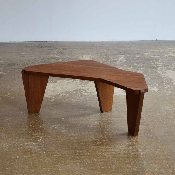 French Timber Coffee Table