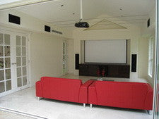 Install Home Theater System 7.1