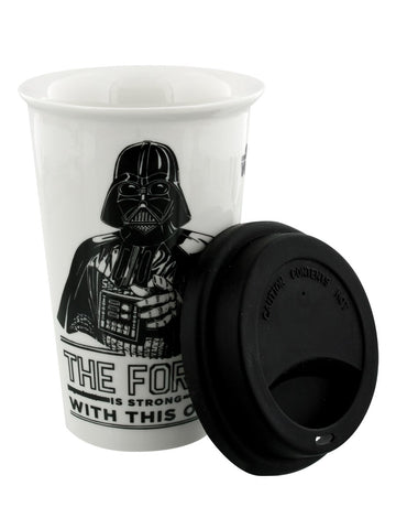 Star Wars The Force is Strong Travel Mug