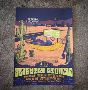 Slightly Stoopid - 420 Weekend in AZ & NV 19