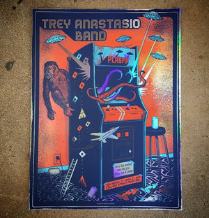Trey Anastasio Band - New Haven 19 (Rainbow Foil)