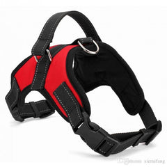 Soft Adjustable Dog Harness/ LARGE