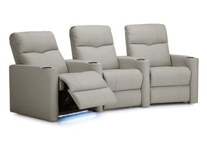 Techno Reclining Theater Seating Sofa (Palliser)