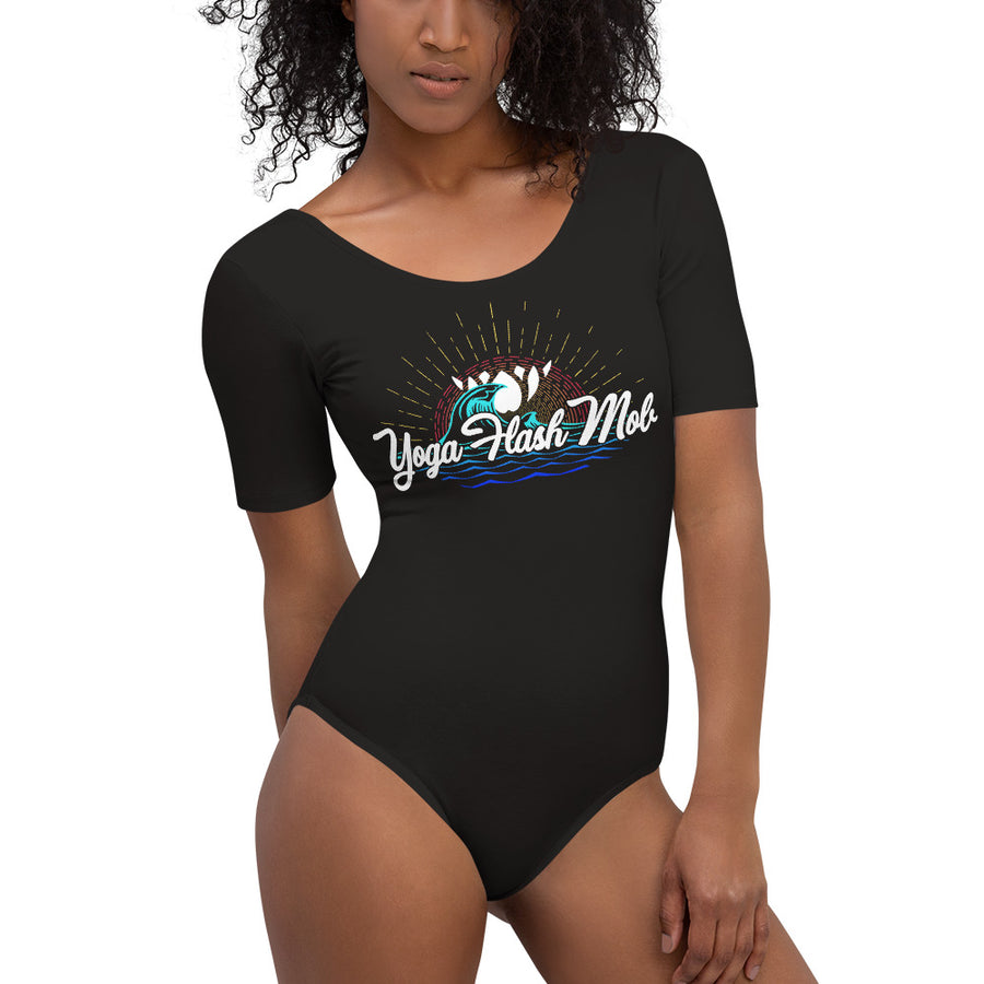 Yoga Flash Mob Bodysuit