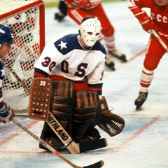 Jim Craig 1980 Mask Tee