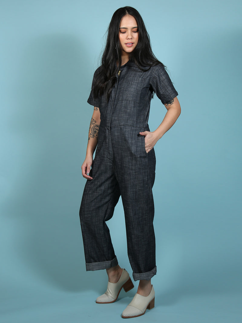 Coveralls Salvation Stripe