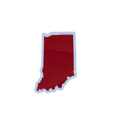 Indiana Bloomington Gameday Sticker