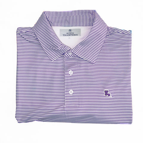 "Louisiana ""Tips"" Performance Polo"