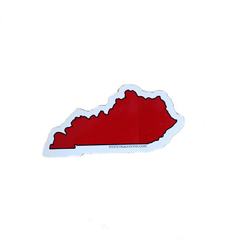 Kentucky Louisville Gameday Sticker