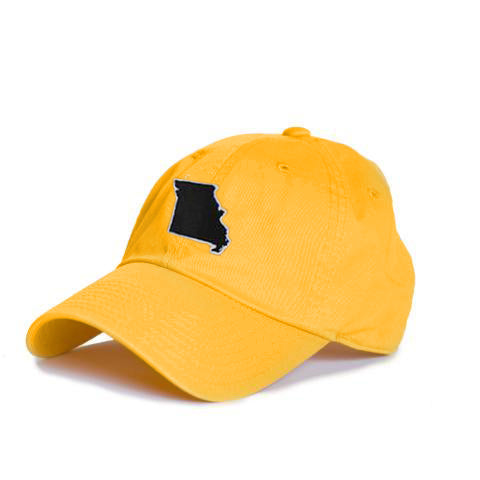 Missouri Columbia Gameday Hat Gold