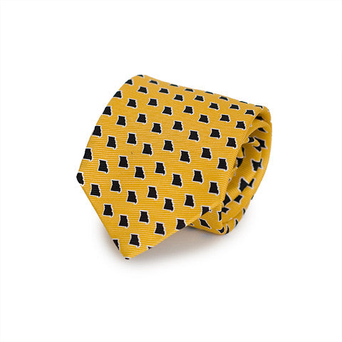 Missouri Columbia Gameday Tie