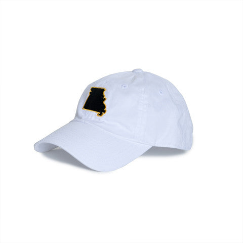 Missouri Columbia Gameday Hat White