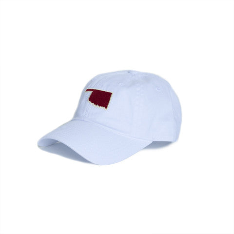 Oklahoma Norman Gameday Hat White
