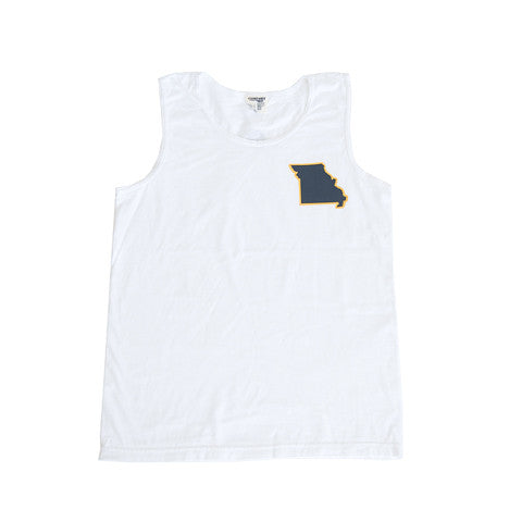 Missouri Columbia Gameday Tank