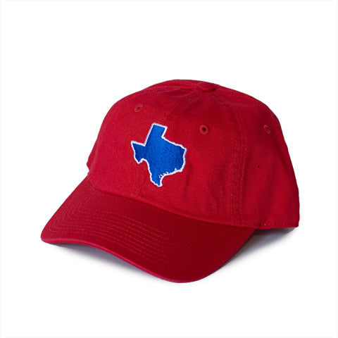 Texas Dallas Gameday Hat Red