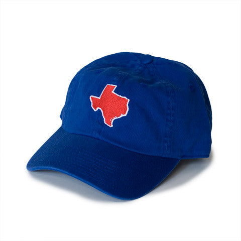 Texas Dallas Gameday Hat Blue