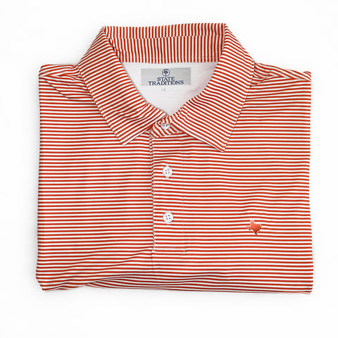 "Texas ""Tips"" Performance Polo"