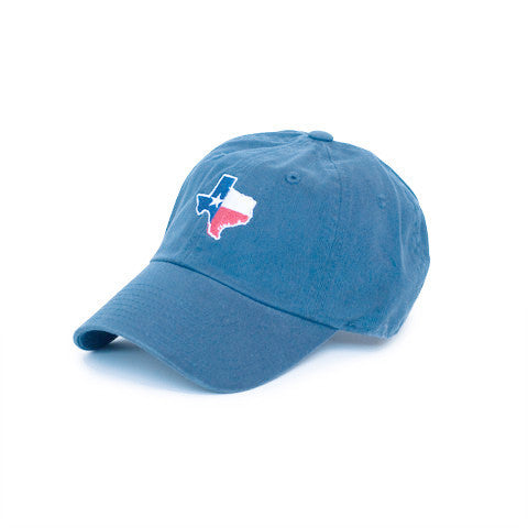 Texas Traditional Hat Gulf Blue