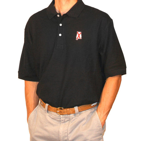 Alabama Traditional Polo Navy