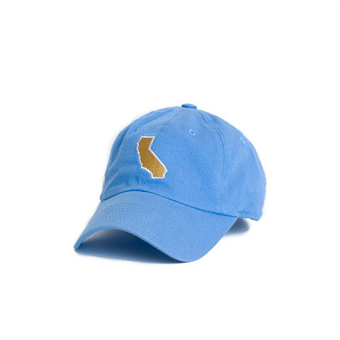 California Pasadena Gameday Hat Blue