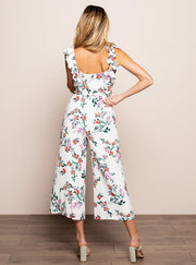 Flowers in Your Hair Jumpsuit