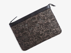 M/S Pouch Large - Camo Jacquard/Black -  Accessories - Mismo