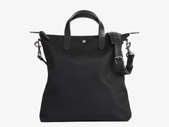 M/S Shopper – Black/Black -  Tote bag - Mismo