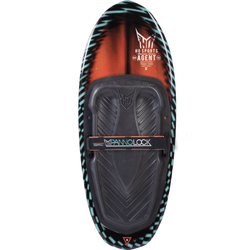 Agent Anniversary Edition Kneeboard By HO Watersports