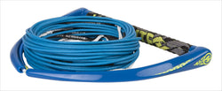 Team Blue Wakeboard Rope with X-Line By Hyperlite